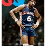 Julius Erving's GQ Cover