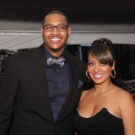 Carmelo and Lala Vasquez Anthony