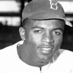 Jackie Robinson B Dodgers Hat
