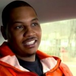 Carmelo Anthony - In Car