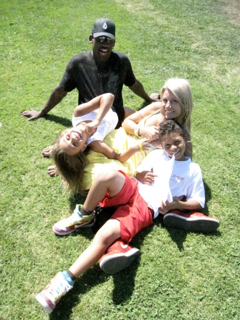 PHOTOS Some Of Sports Favorite Dads On Fathers Day