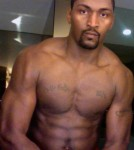 Ron_Artest_Shirtless