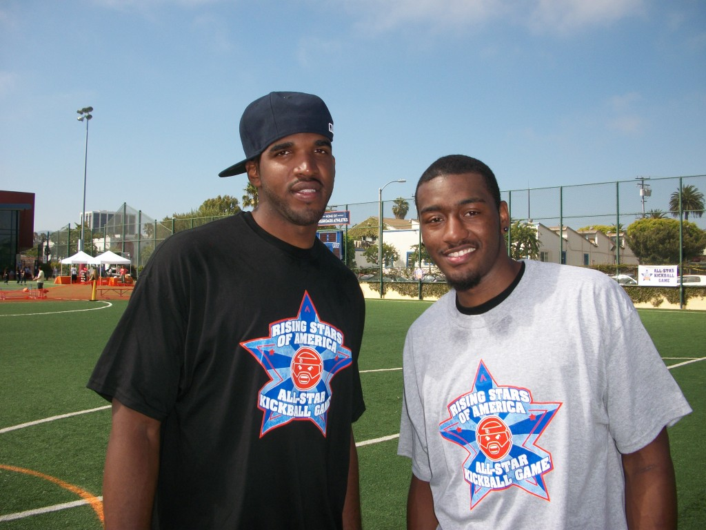 Samardo Samuels and John Wall