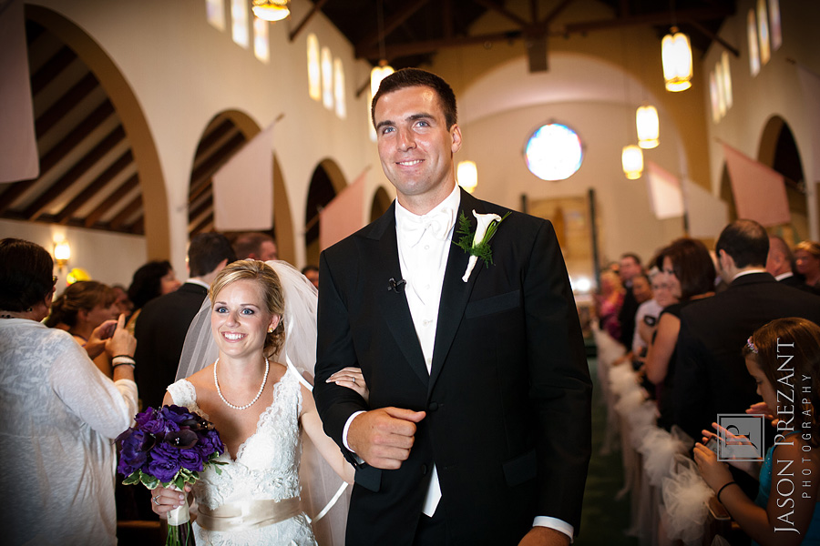 Joe and Dana Flacco