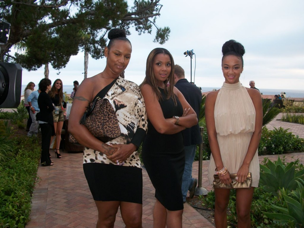 Jackie Christie, Imani Showalter, and Draya Michele