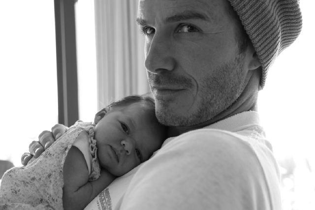 Harper Seven David Beckham