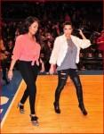La-La-Kim-Kardashian-Courtside