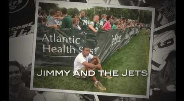 New York Jets subject of Elton John inspired theme song