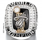 Miami Heat 2011 Championship Ring