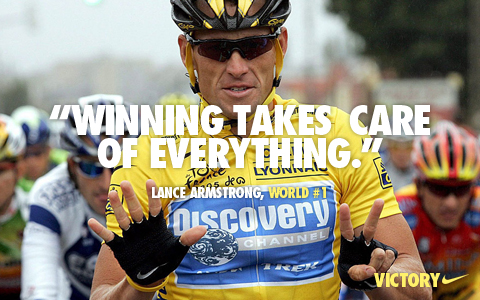 Armstrong_Winning