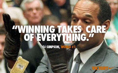 OJ Simpson_Winning