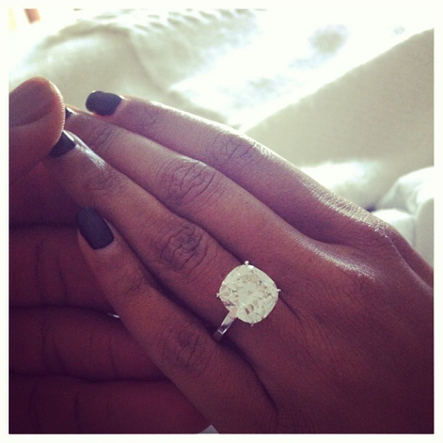 Gabrielle Union engaged