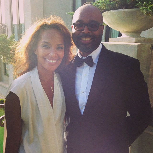 Salim and Mara Brock Akil